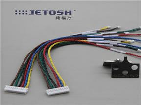 Meaning of terminal cable color distinction