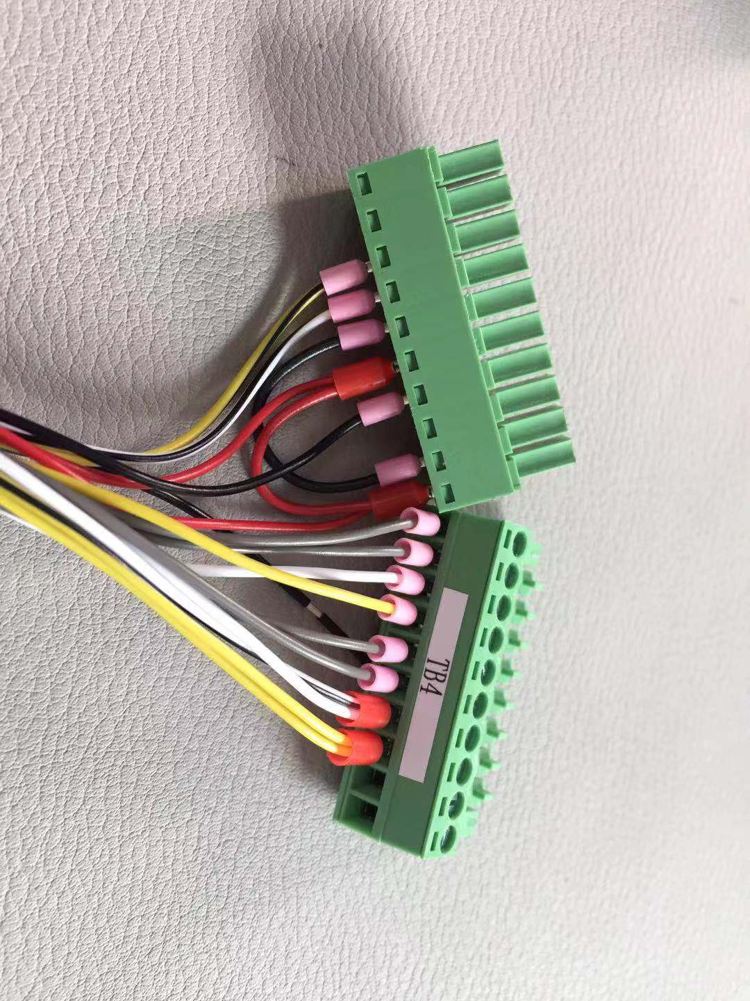 Wire harness for the camera (CCTV)