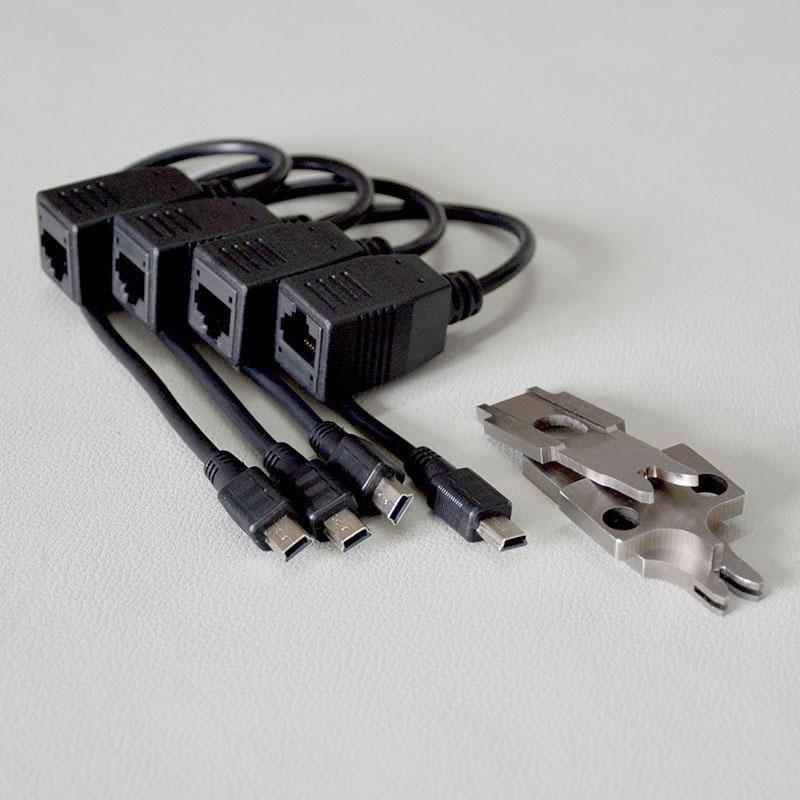 USB signal wireharness
